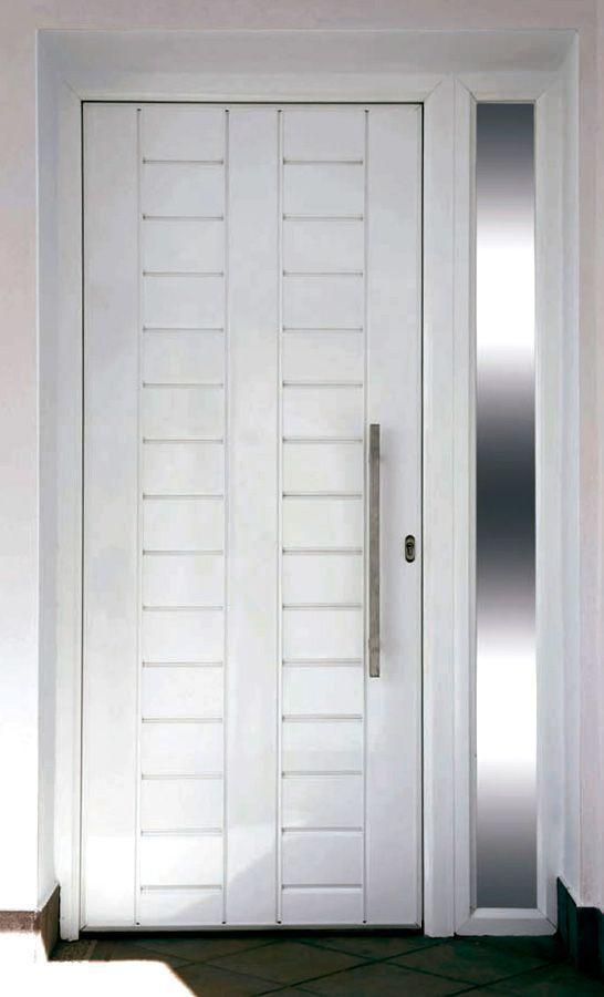 Puertas de entrada mod tenerife punto aluminio - Modelo de puertas de aluminio ...