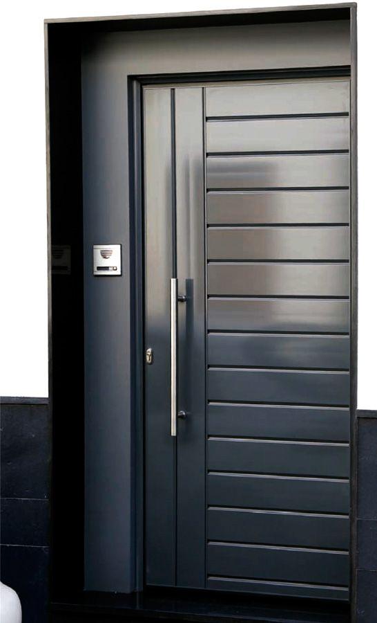 Puertas de entrada mod fuerteventura punto aluminio for Puerta entrada aluminio