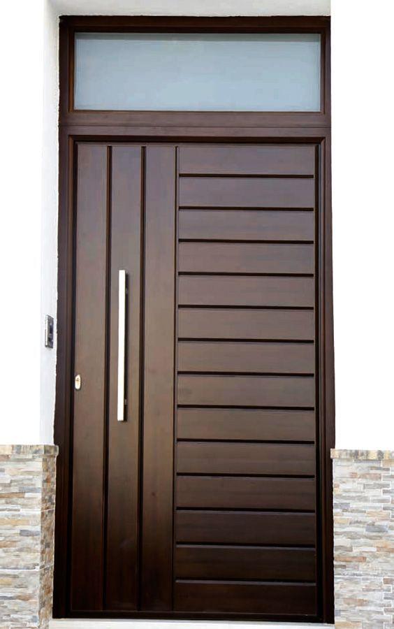 Puertas de entrada mod isla del hierro punto aluminio - Modelo de puertas de aluminio ...