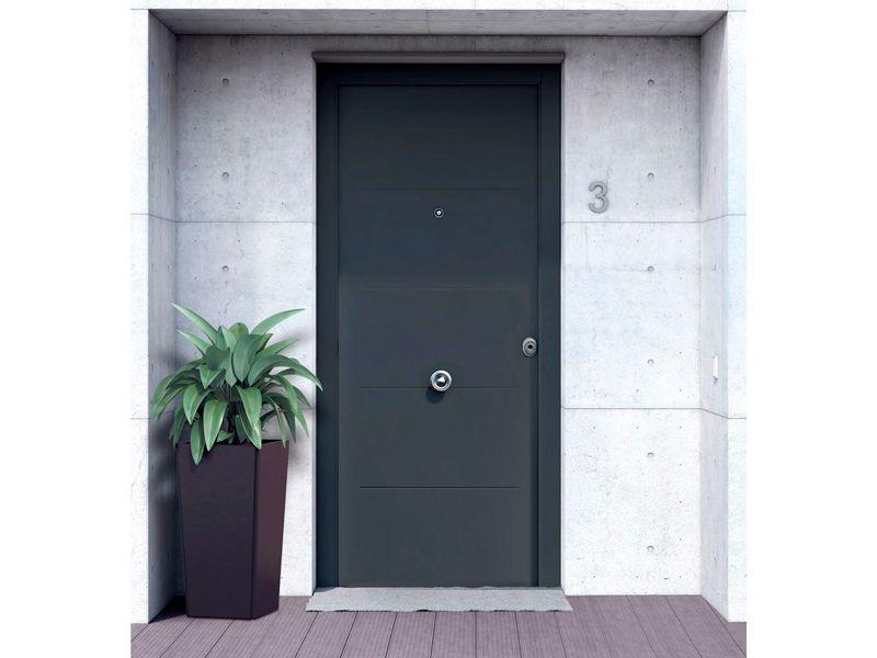¿Por qué tener una puerta de entrada de aluminio?