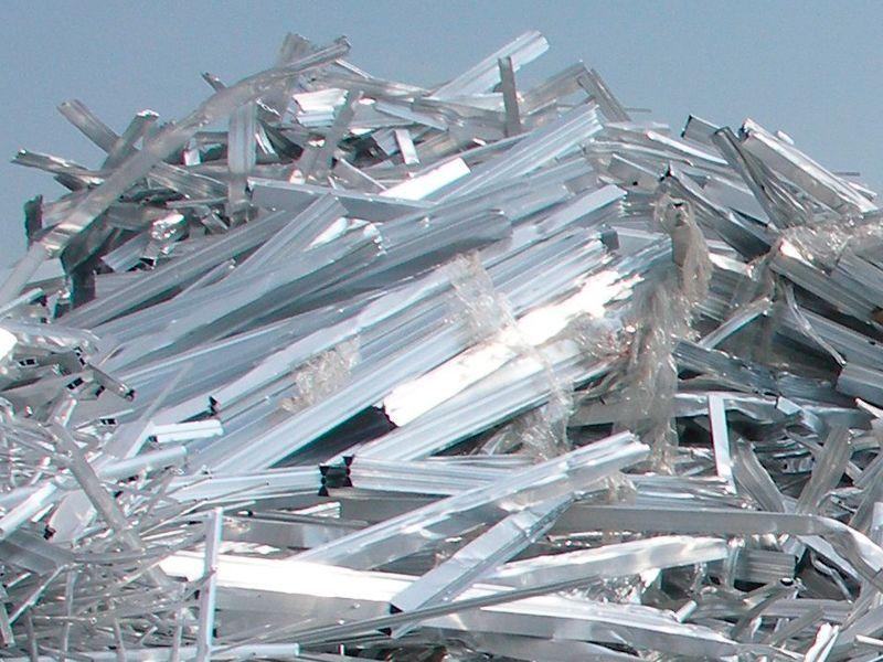 ¿Cómo es el proceso de reciclado de aluminio?