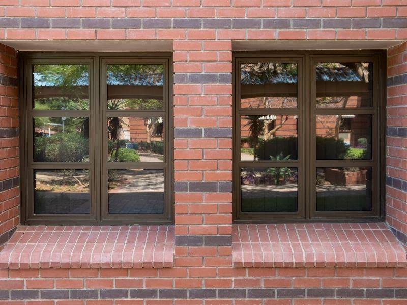 ¿Qué tan resistentes son las ventanas de aluminio?
